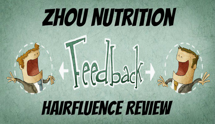 Zhou Nutrition Hairfluence Review