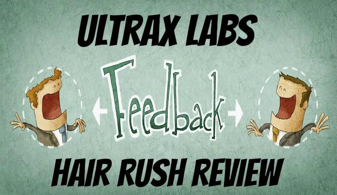 Ultrax Labs Hair Rush Review