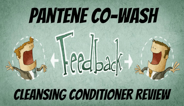 Pantene Co-Wash Cleansing Conditioner Review
