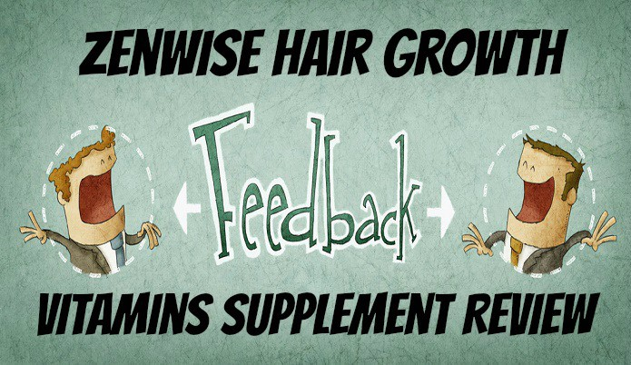 zenwise hair pills review