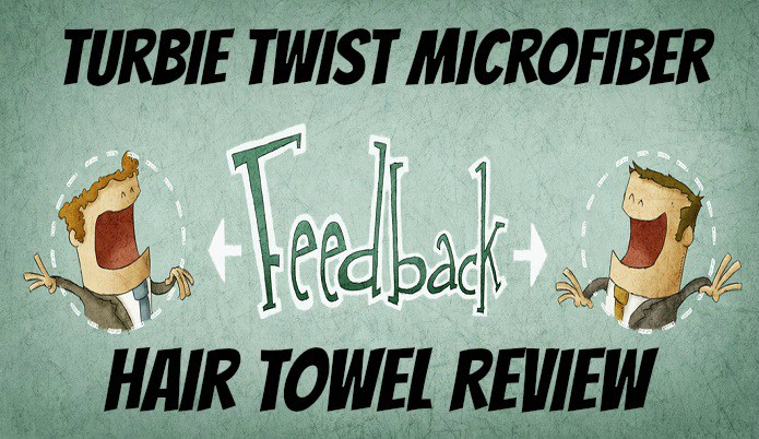 turbie twist microfiber towel review