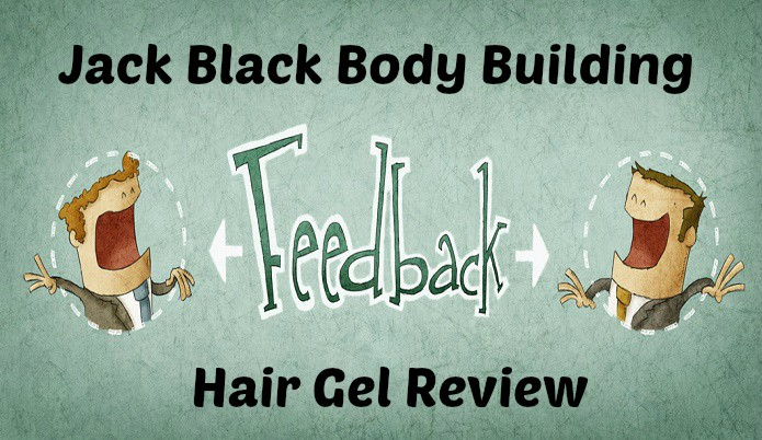 Jack Black Body Building Hair Gel Review