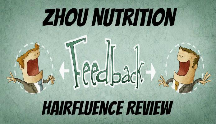 Zhou Nutrition Hairfluence Review