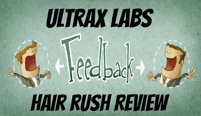 Ultrax Labs Hair Rush Review