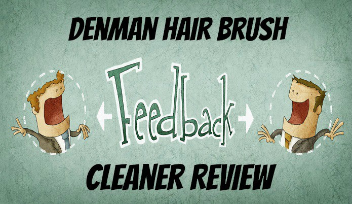 Denman Hair Brush Cleaner Review