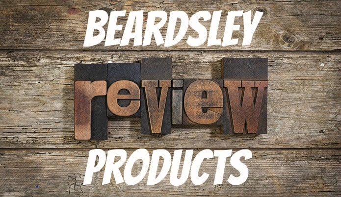 Beardsley Beard Products Review